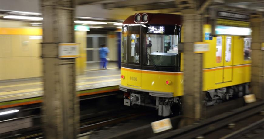 地下鐵示意圖