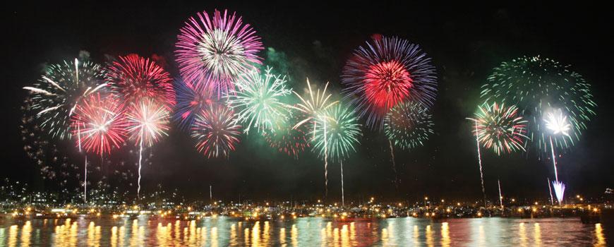 Jellyfish HR,Nhật Bản trong tôi,Lễ hội mùa hè ở Nhật Bản,lễ hội mùa hè,Những xe bán hàng lưu động,Takoyaki,Vớt cá vàng,kẹo mứt táo,quầy trò chơi truyền thống,Lễ hội pháo hoa