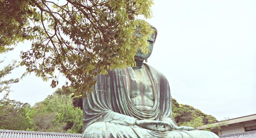 鎌倉的大仏