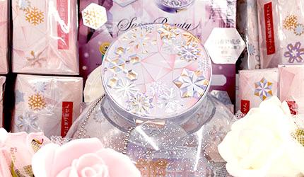 「樂吃購!日本」藥妝店購物日語攻略!蜜粉示意圖