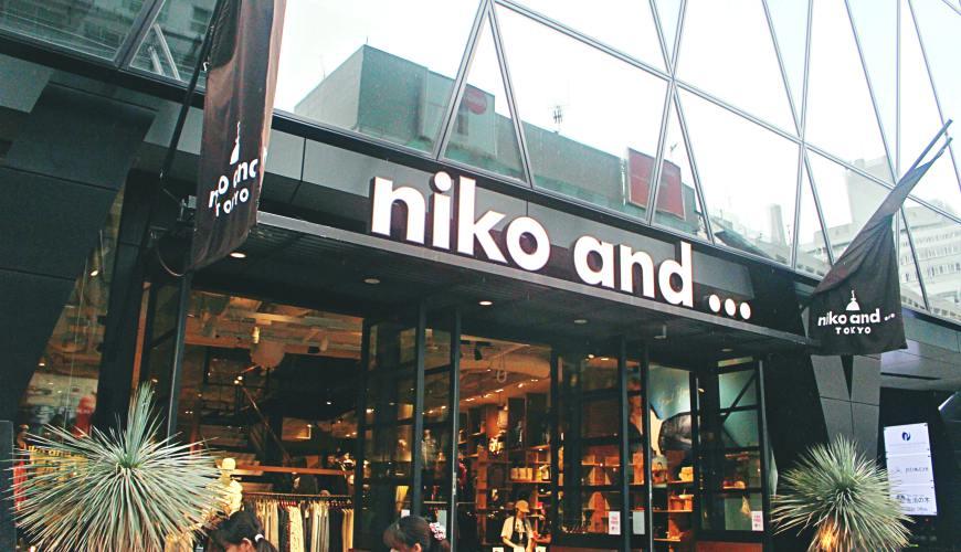 推薦日本東京自由行年末折扣季可購買的服飾品牌適合都會時尚男女性以及休閒風格nikoand…