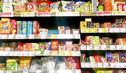 日本超市四大必買商品,餅乾零食