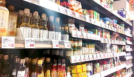 日本超市四大必買商品,調味料、日式沾醬