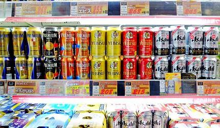 日本啤酒品牌
