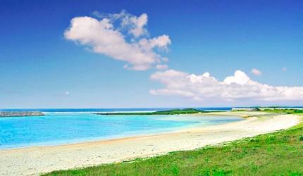 沖繩與那國島比川濱