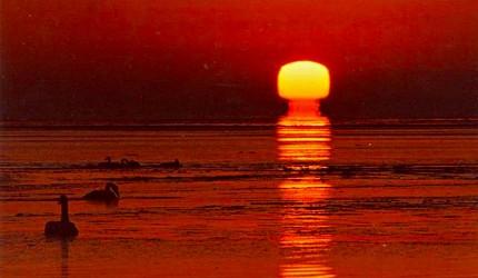 北海道四角太陽