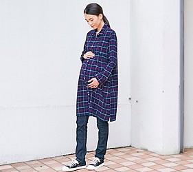 無印良品孕婦專用牛仔褲