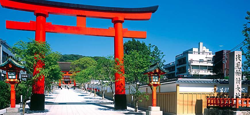 京都伏見稻荷大社
