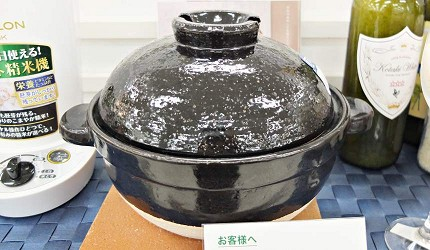 長谷園伊賀燒土鍋