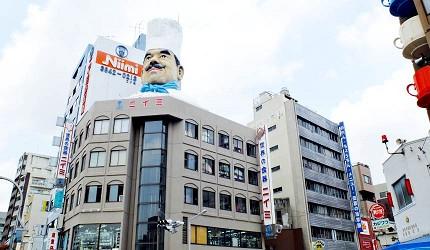 東京合羽橋道具街
