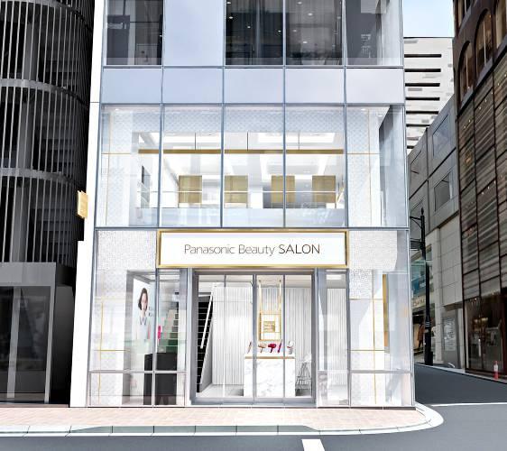 Panasonic Beauty SALON 銀座
