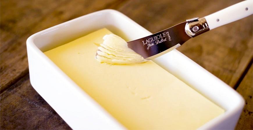 奶油示意圖