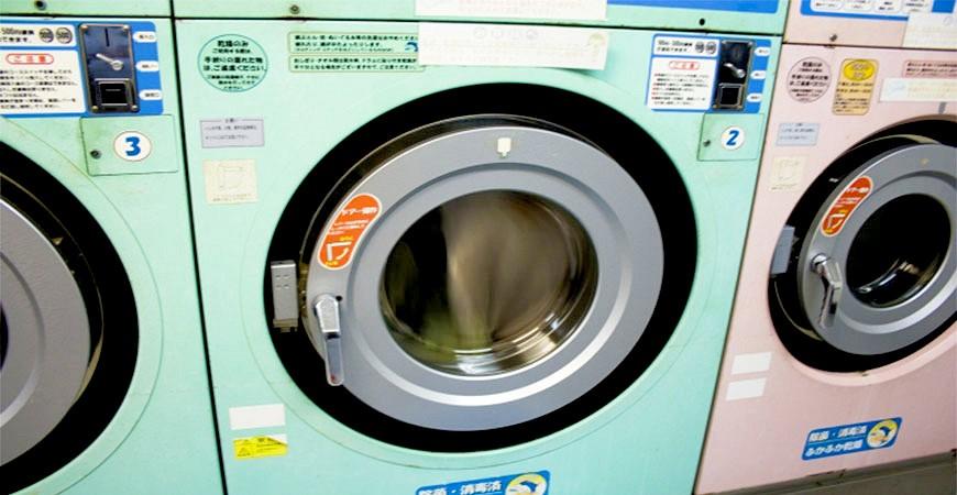 飯店旅館自助投幣洗衣送洗乾洗服務