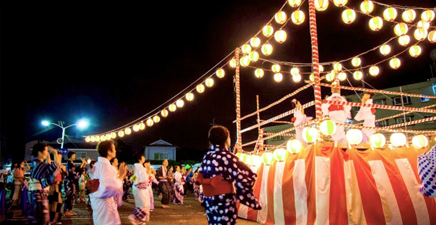 夏の風物詩日本夏天祭典天神祭祇園祭深川祭