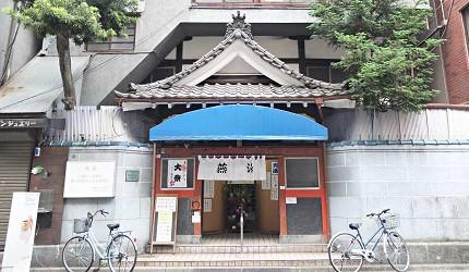 「燕湯」是東京都內唯一的古蹟錢湯
