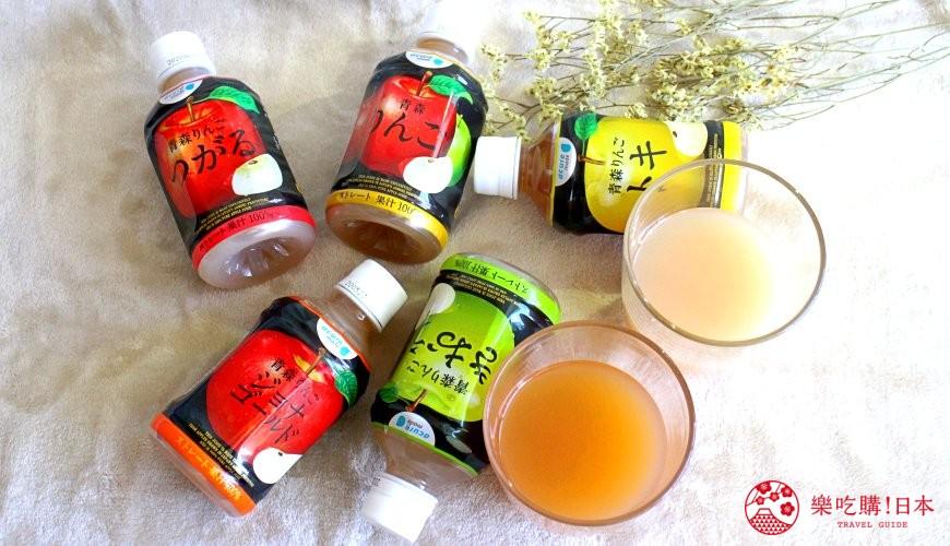 日本最好喝苹果汁只有贩卖机买得到!「acure」5款苹果汁试喝评比,100%原汁超浓醇!