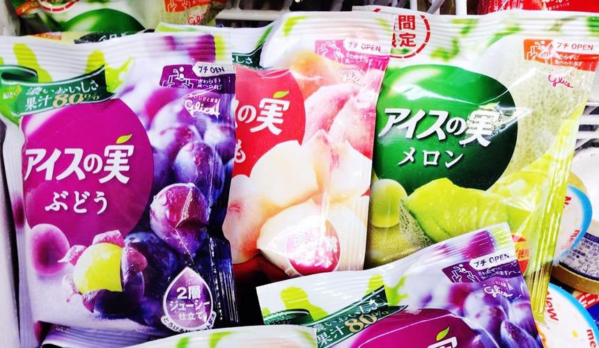 日本便利商店必吃冰