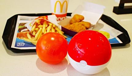 日本麦当劳宝可梦皮卡丘快乐儿童餐玩具2017