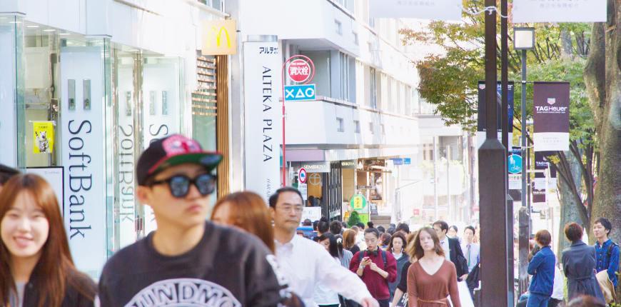 推薦日本東京自由行年末折扣季可購買的服飾品牌適合都會時尚男女性以及休閒風格
