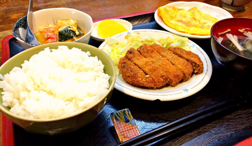 臺灣人在日本開的素食餐廳最讓人安心