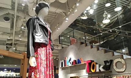 推薦日本東京自由行年末折扣季可購買的服飾品牌適合都會時尚男女性以及休閒風格nikoand