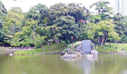 日本庭园日本三大名园兼六园后乐园偕乐园