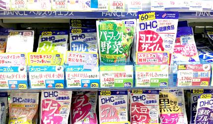 「樂吃購!日本」日本藥妝店購物攻略!維他命補給品示意圖