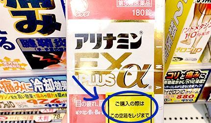 「樂吃購!日本」日本藥妝店購物攻略!藥品包裝