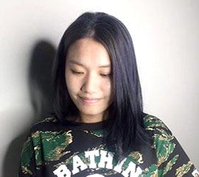 日本美容院剪髮日語!中長髮(ミディアム)示意圖