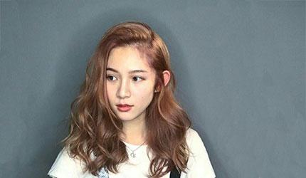 日本美容院剪髮日語!右邊旁分髮型(左分け目)示意圖