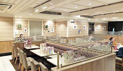 日本亲子餐厅家庭餐厅gusto