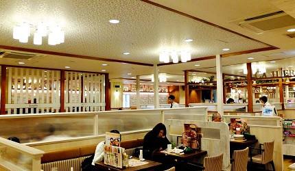 日本亲子餐厅家庭餐厅jonathan's