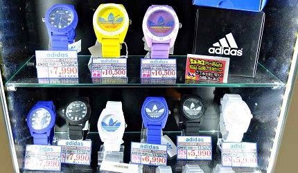 唐吉訶德Adidas手錶