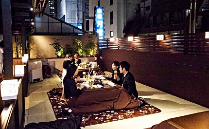 日本忘年會文化