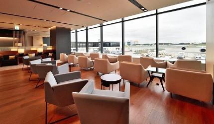 成田机场贵宾室