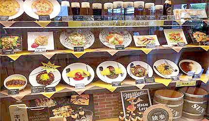 日本JR岡山站SUNFESTA餐廳Lunch&Beer SUN