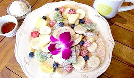 ALOHACAFE LILIKOI夏威夷水果鬆餅