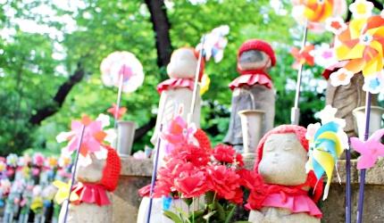 东京增上寺子育地藏