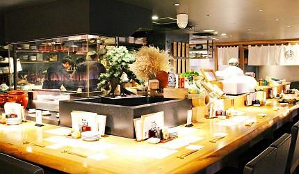 日本東京和食料理推薦銀政爐端燒