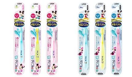 KURINIKA兒童安全牙刷