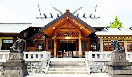 神社的本殿