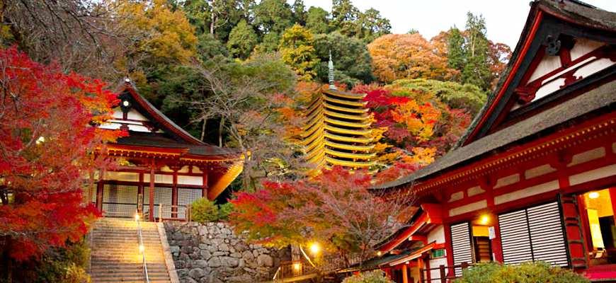 奈良談山神社