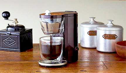 咖啡機示意圖