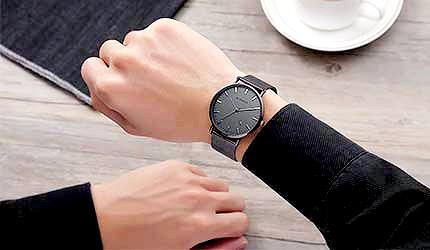 男錶手錶示意圖