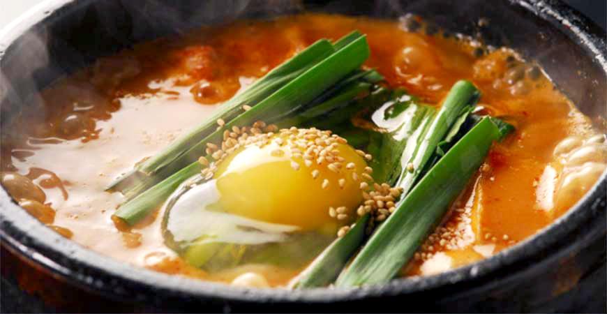 韩国泡菜锅