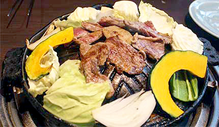 北海道成吉思汗鍋