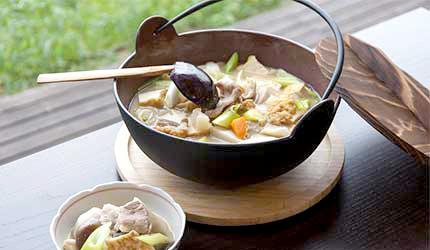 山形縣芋煮鍋