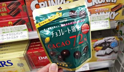 情人節朱古力推介巧克力推薦2021人情義理派同事送同學平價抵買大包裝7-11OK便利店明治CACAO72%黑巧克力