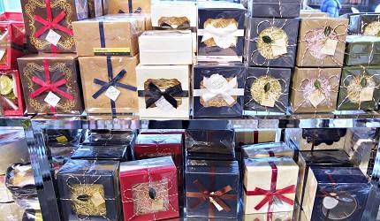 饼干巧克力包装盒示意图