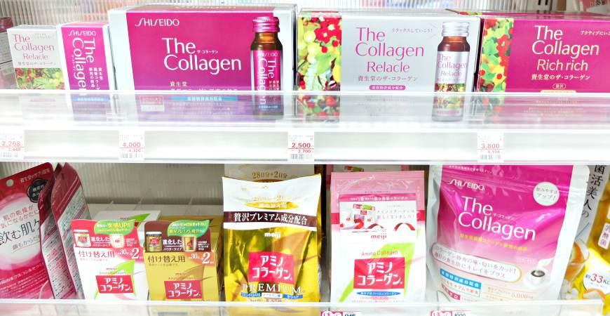 日本膠原蛋白